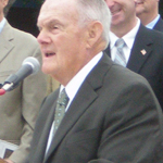 Mayor Walter Hannon