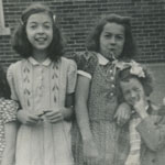 Squantum school children