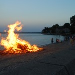 Bonfire July 3 Orchard Beach