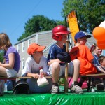 Squantum Sports, 3rd Place float