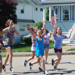 July 4 Squantum dance team
