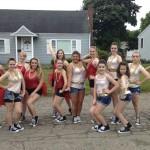 Dance team (Photo: Monica Lee)