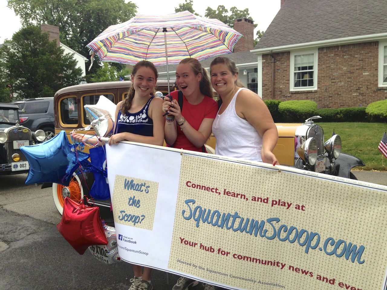 Squantum Scoop (Photo: Monica Lee)
