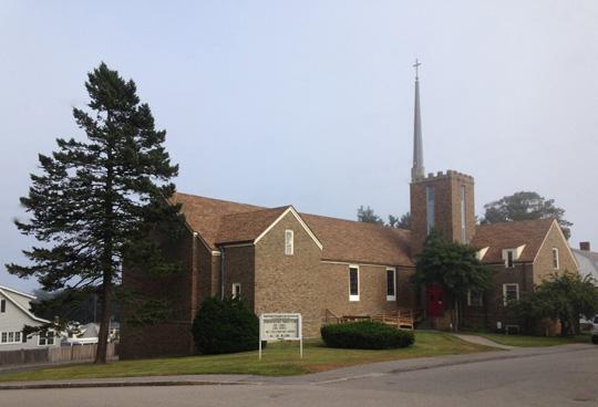 First Church 2014
