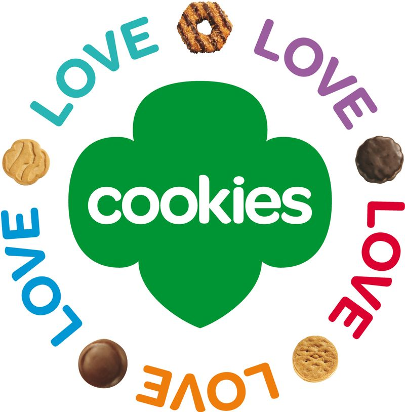 cookie joy is here yes it s girl scout cookie time