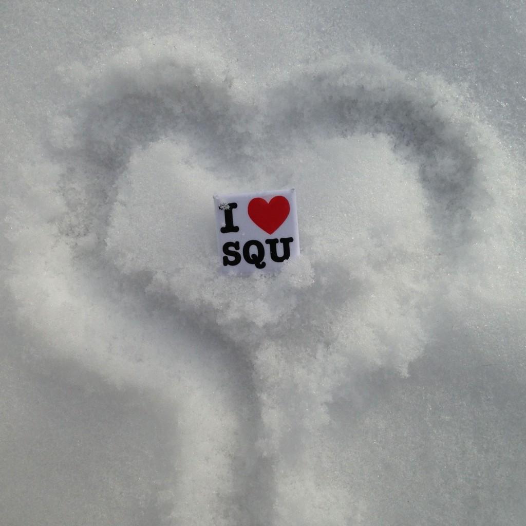 I heart snowy SQU